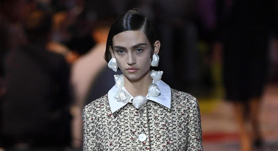 Milan fashion week: Prada © ANSA
