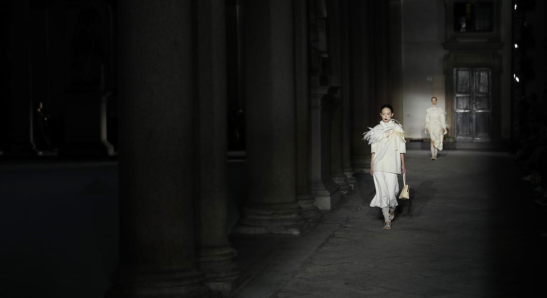 Italy Fashion S/S 2020 Jil Sanders © AP