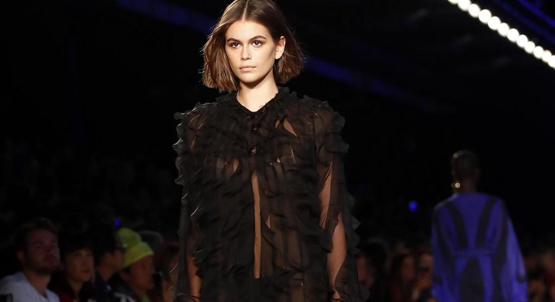 Milan Fashion Week: Alberta Ferretti © ANSA