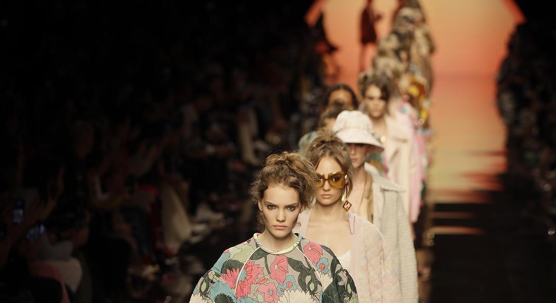 Italy Fashion S/S 2020 Fendi © AP