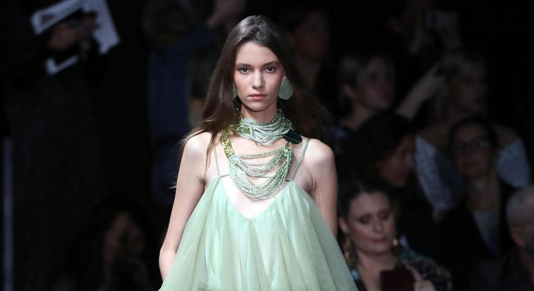 Milan Fashion Week: Emporio Armani © ANSA