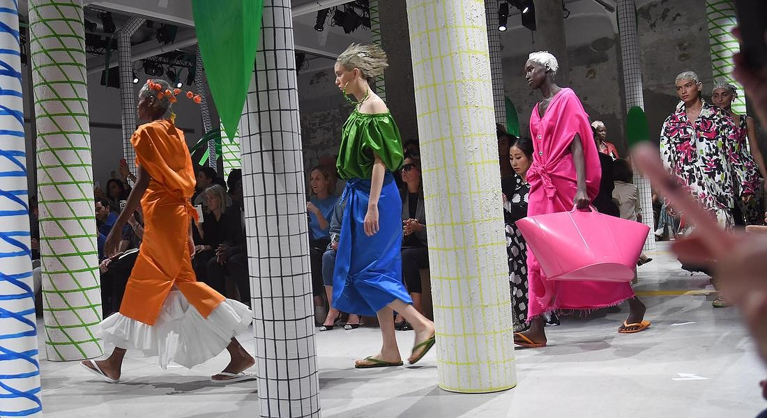 Milan Fashion Week: Marni © ANSA