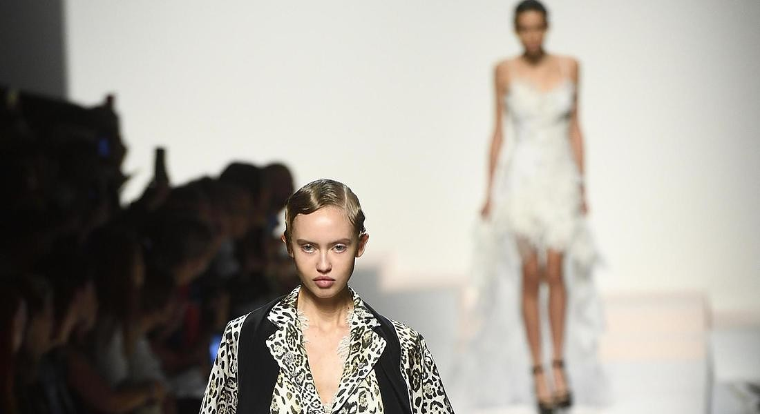 Ermanno Scervino - Runway Milan Fashion Week Women's Collection © ANSA