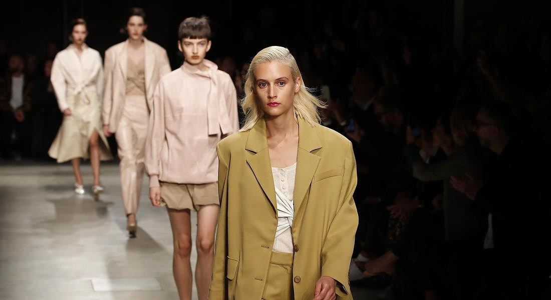 Italy Fashion S/S 2020 Drome © AP