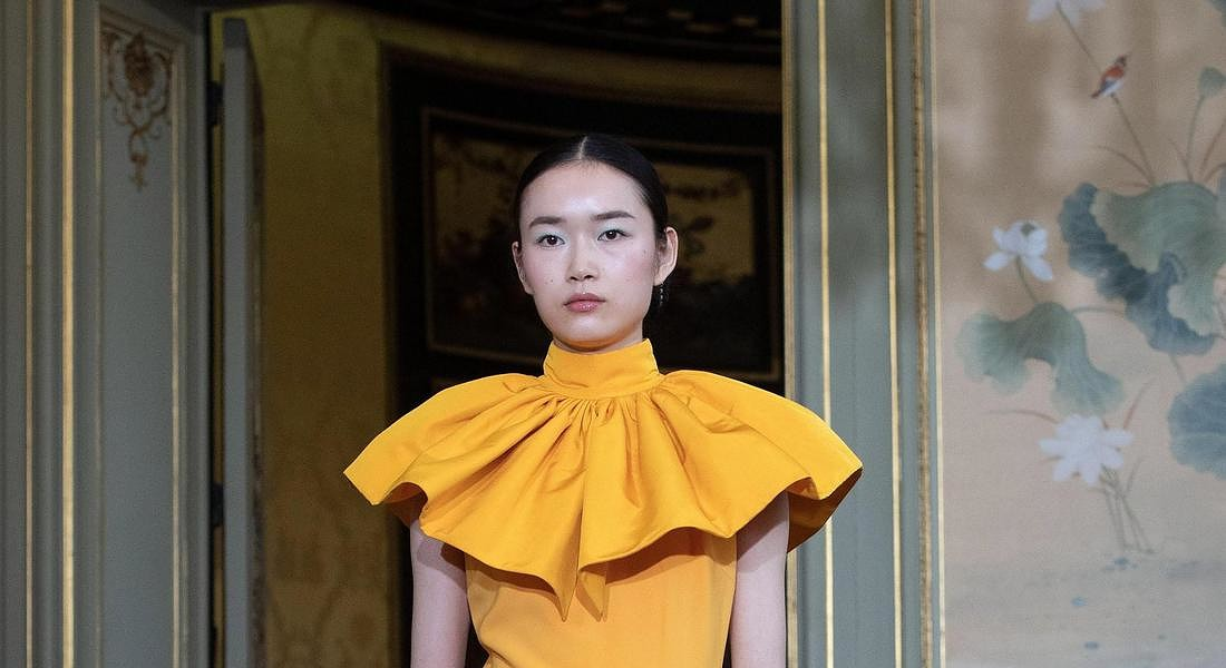 Christian Siriano - Runway - Paris Fashion Week S/S 2020 © EPA