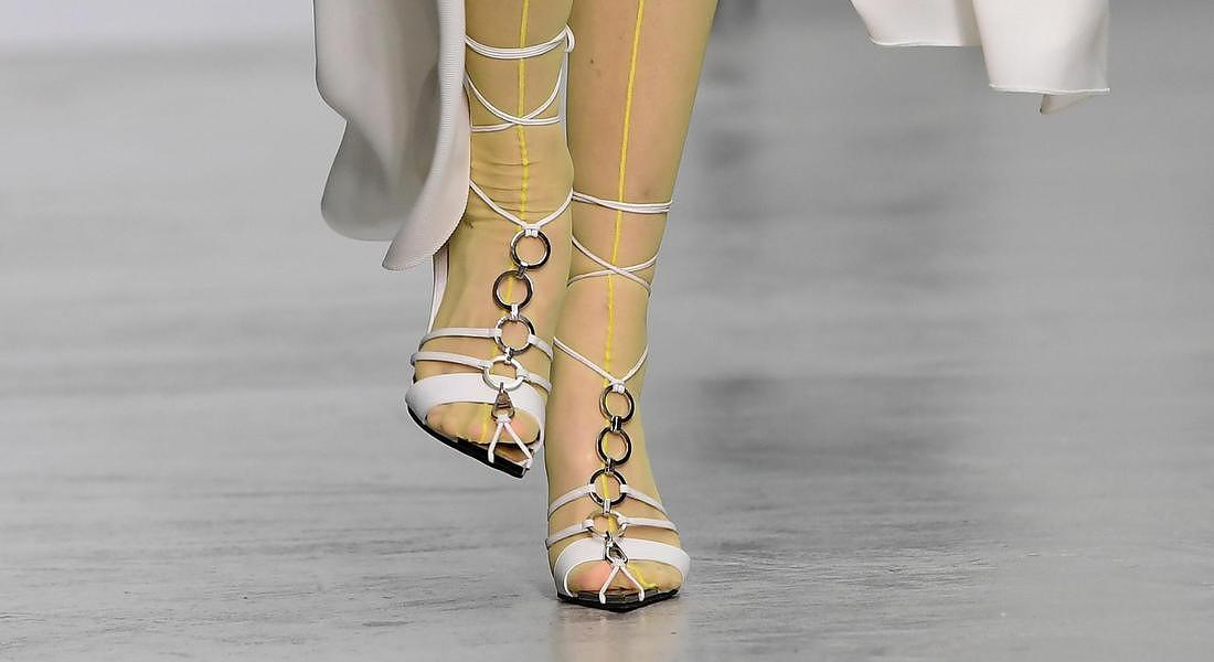 Mugler - Runway - Paris Fashion Week S/S 2020 © EPA