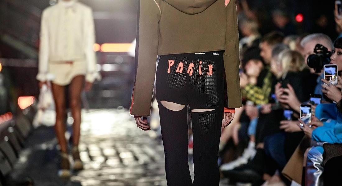 Courreges - Runway - Paris Fashion Week S/S 2020 © EPA