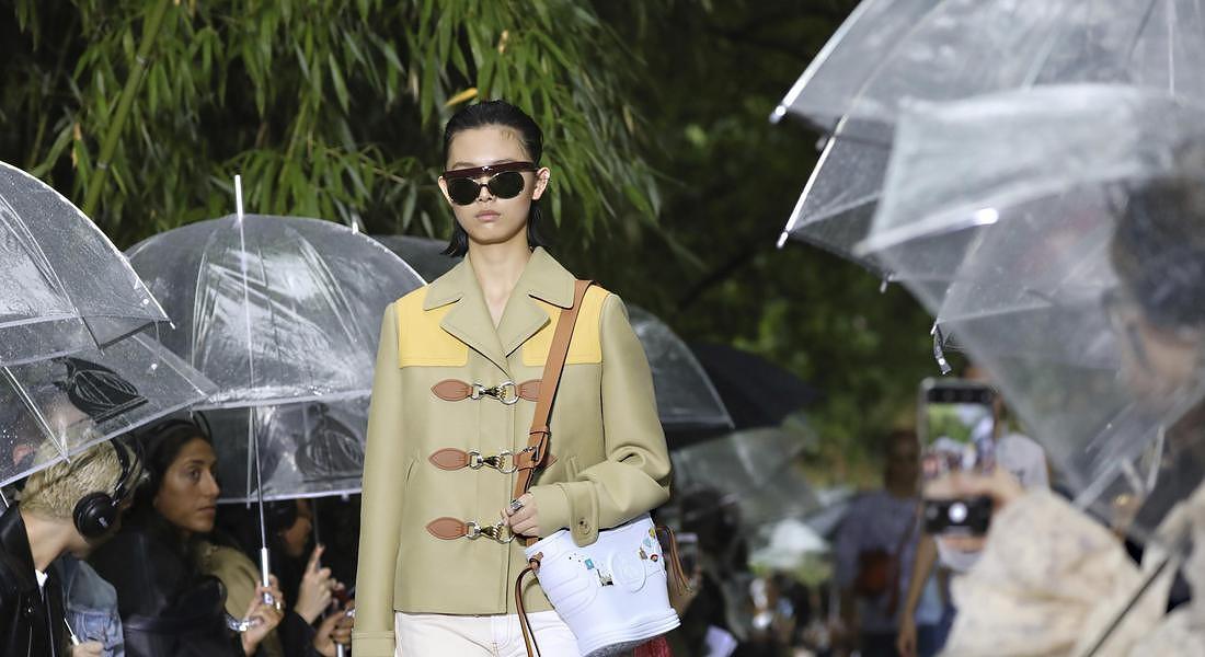 Paris Fashion S/S 2020 Lanvin © AP