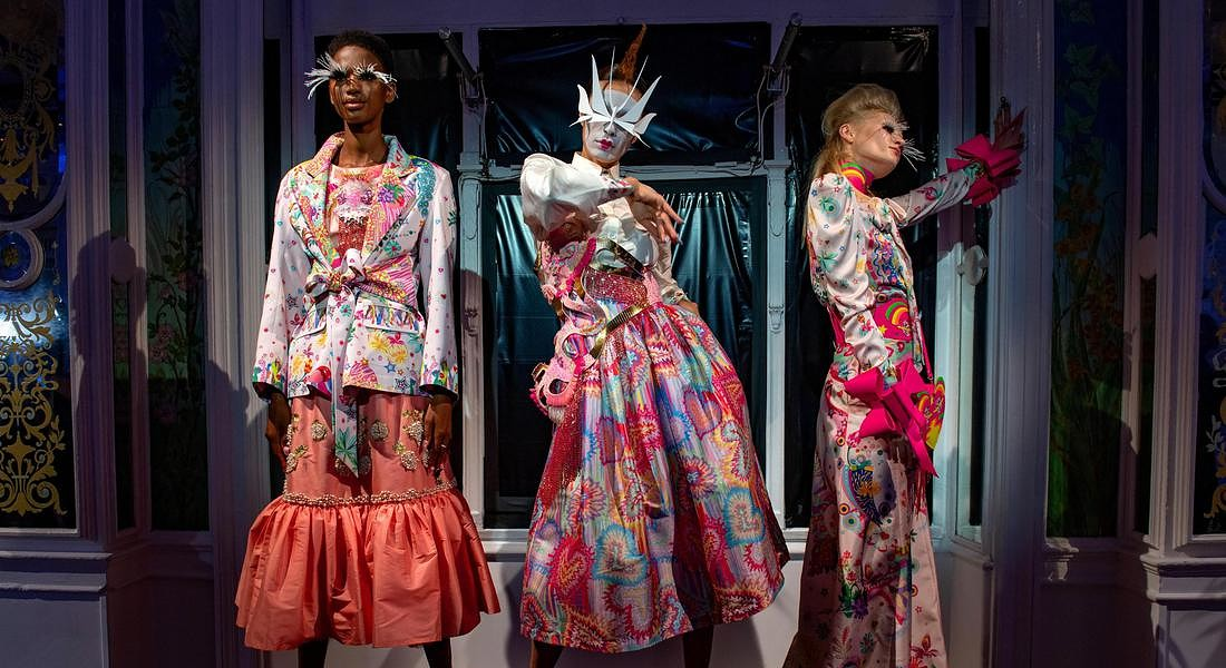 Manish Arora - Runway - Paris Fashion Week S/S 2020 © EPA