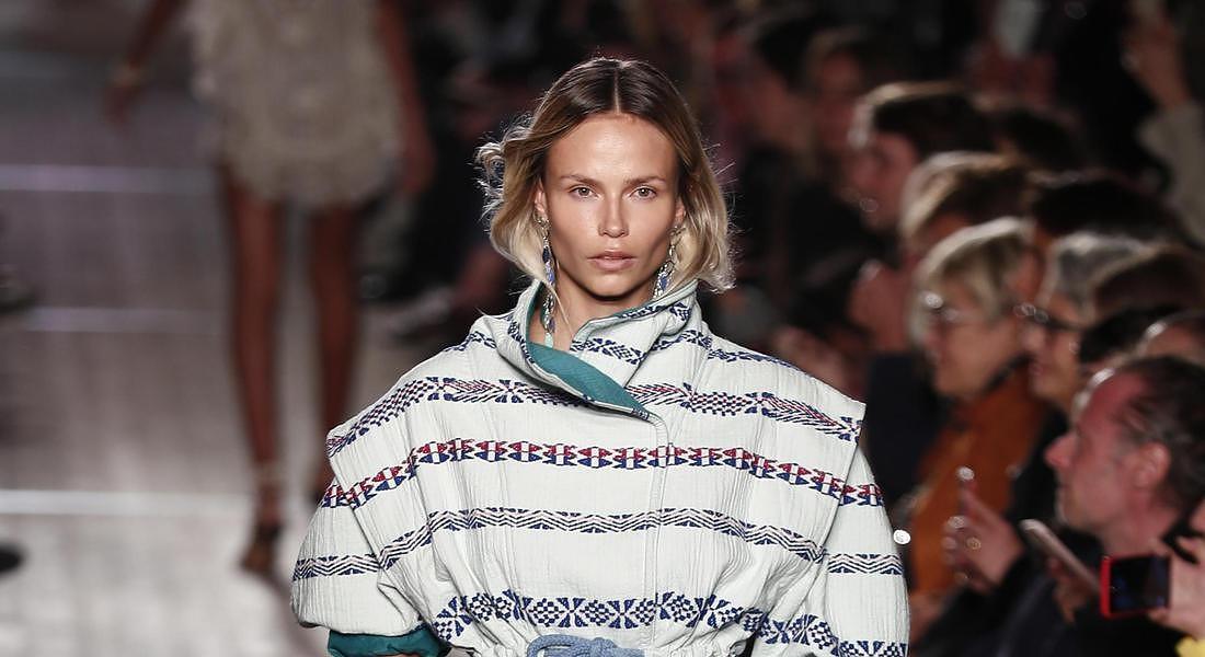 Isabel Marant - Runway - Paris Fashion Week S/S 2020 © EPA