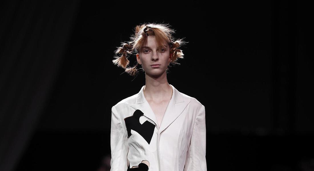 Yohji Yamamoto - Runway - Paris Fashion Week S/S 2020 © EPA