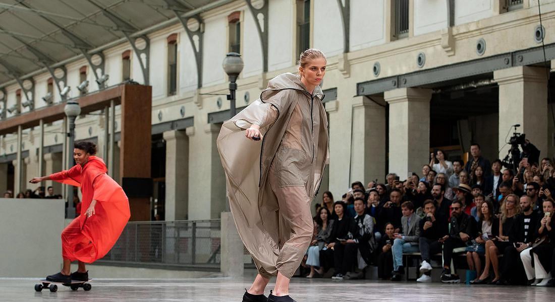 Issey Miyake - Runway - Paris Fashion Week S/S 2020 © EPA