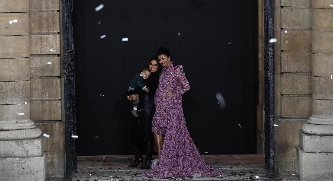 L'Oreal - Runway - Paris Fashion Week S/S 2020 © EPA