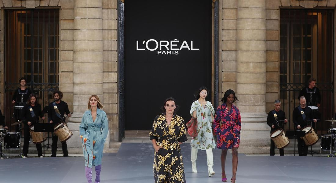L'Oreal - Runway - Paris Fashion Week S/S 2020	 © EPA