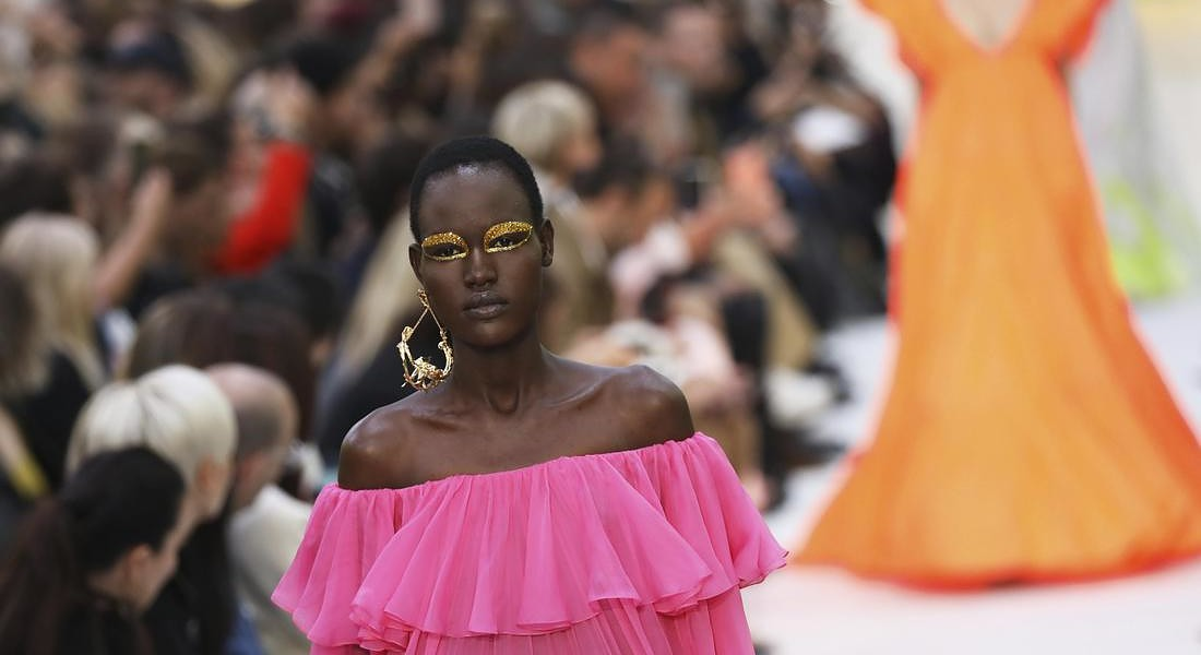 Paris Fashion S/S 2020 Valentino © AP