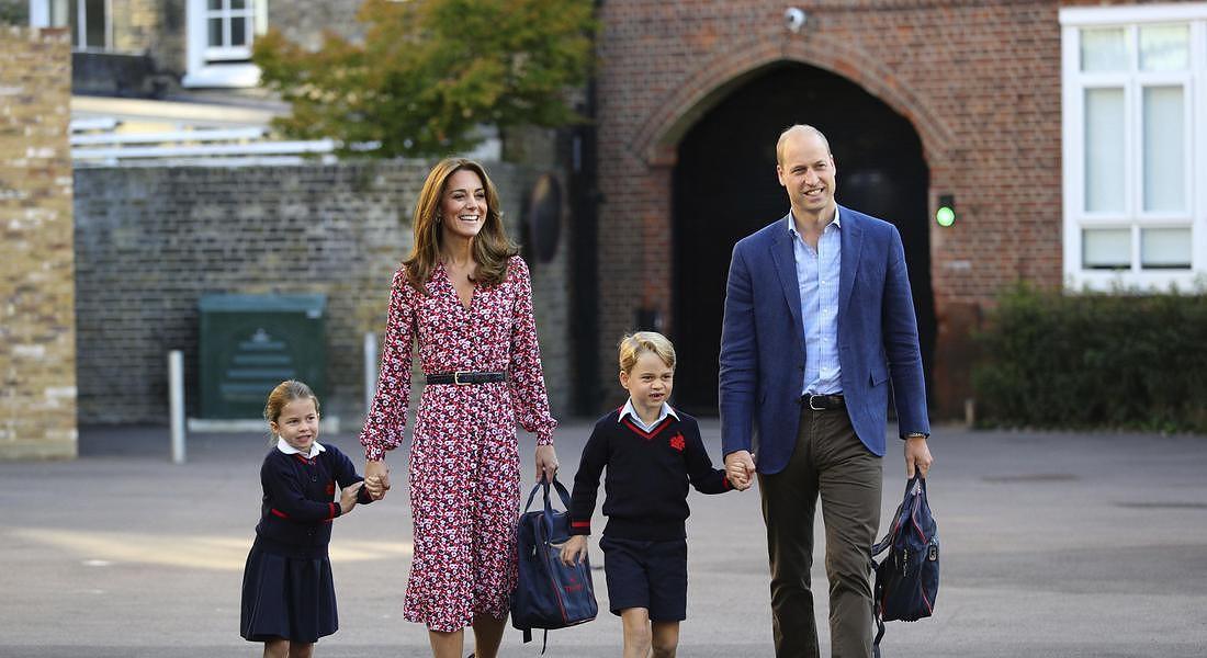 Britain Royals © AP
