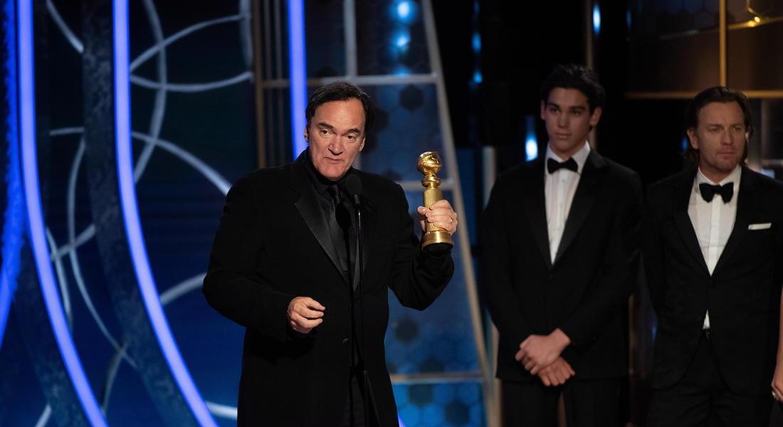 Ceremony - 77th Golden Globe Awards © EPA