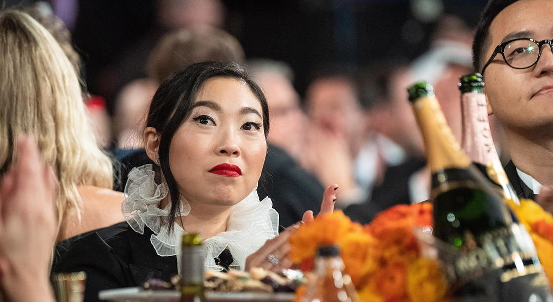 Ceremony - 77th Golden Globe Awards: Awkwafina © EPA