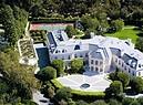 The Manor, considerata la villa più costosa di Los Angeles, forse prossima abitazione dei Beckham. ph ChristiesRealEstate (ANSA)