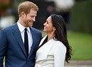 Prince Harry and Meghan Markle engagement in Kensington Palace (ANSA)