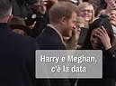Harry e Meghan, c'e' la data (ANSA)