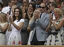 Wimbledon luglio 2017 Kate Middleton (ANSA)