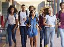 adolescenti foto iStock. (ANSA)