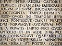 Iscrizione latina foto iStock. (ANSA)