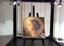 Arcangelo Gabriele prima opera di Leonardo Da Vinci (ANSA)