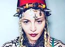Madonna, foto dal suo profilo social. 60 anni il 16 luglio 2018 (ANSA)