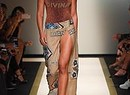 Milan fashion week: Raffaella D'Angelo (ANSA)