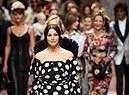Milan fashion week: Dolce&Gabbana (ANSA)