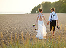 nozze a piedi nudi. foto iStock. (ANSA)