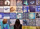 Quilting e patchwork, (fonte Abilmente, 27-30 settembre a Roma la fiera della manualità creativa (ANSA)