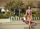 Beachwear Guess (ANSA)