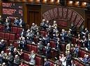 La votazione dell'emendamento sul revenge porn (ANSA)