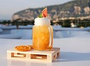 drink WILD WILD BREAKFAST EXCNTRICS COCKTAIL COLLECTION dell'Hotel Majestic Palace di Sorrento (ANSA)