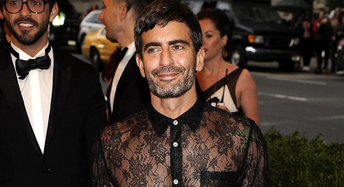 Metropolitan Museum of Art's 2012 Costume Institute Gala : lo stilista americano Marc Jacobs © ANSA