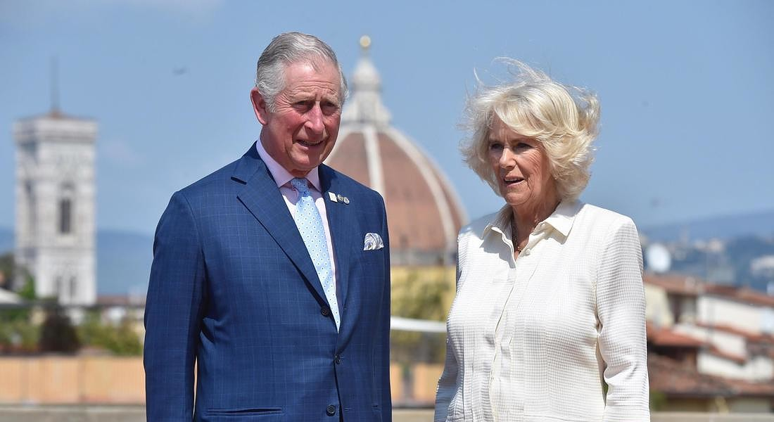 British royals' visit in Italy © ANSA
