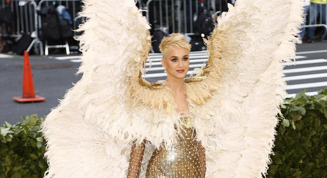 2018 Metropolitan Museum of Art Costume Institute Benefit - Red Carpet: Katy Perry © EPA