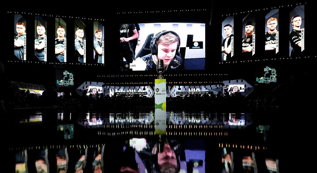 eSports tournament ESL One Cologne © EPA