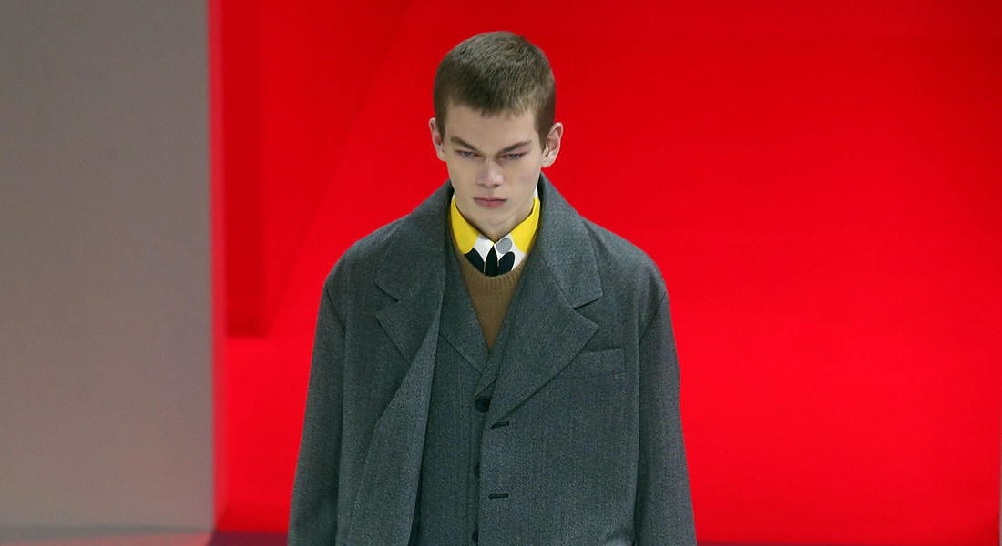Prada - Runway - Milan Fashion Week Men's F/W 2020/21 © EPA