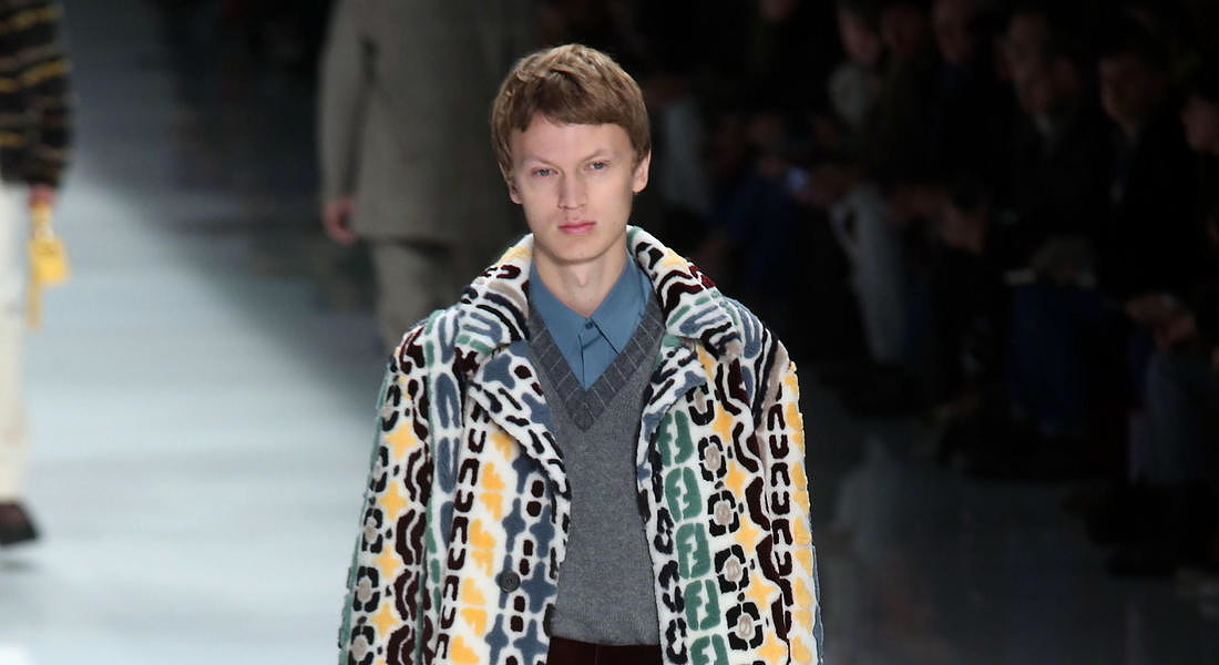 Fendi - Runway - Milan Fashion Week Men's F/W 2020/21 © EPA