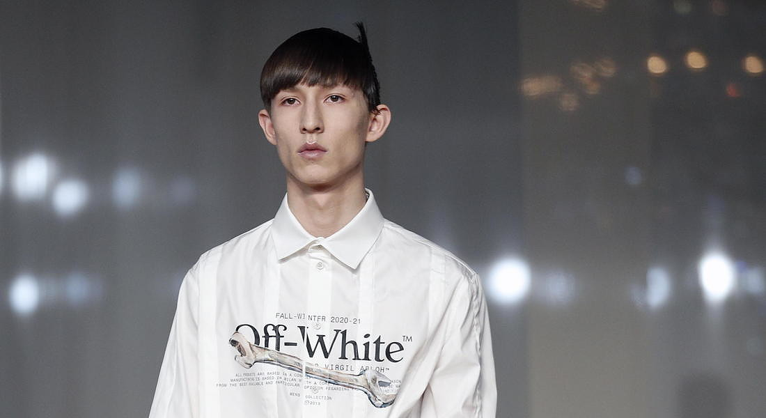 Off White - Runway - Paris Men's Fashion Week F/W 2020/21 © EPA
