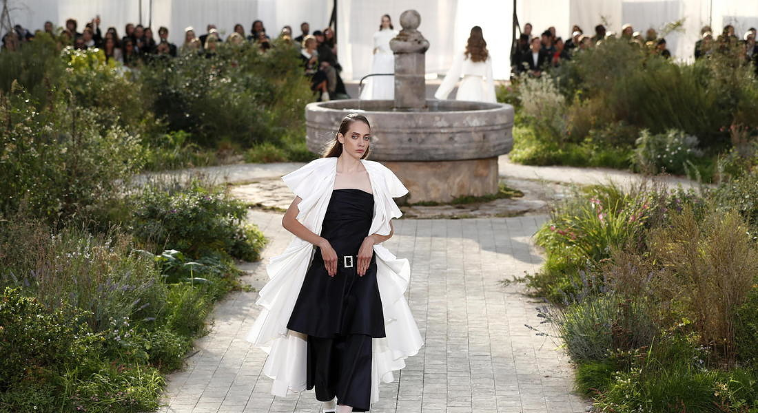 Chanel - Runway - Paris Haute Couture Fashion Week S/S 2020 © EPA