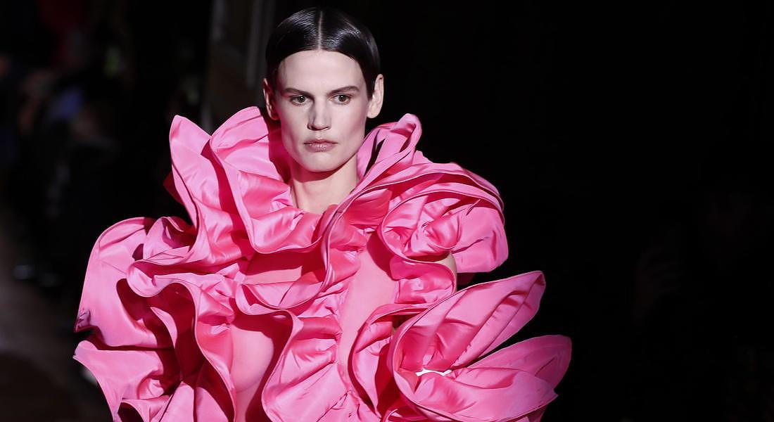 Valentino - Runway - Paris Haute Couture Fashion Week S/S 2020 © EPA