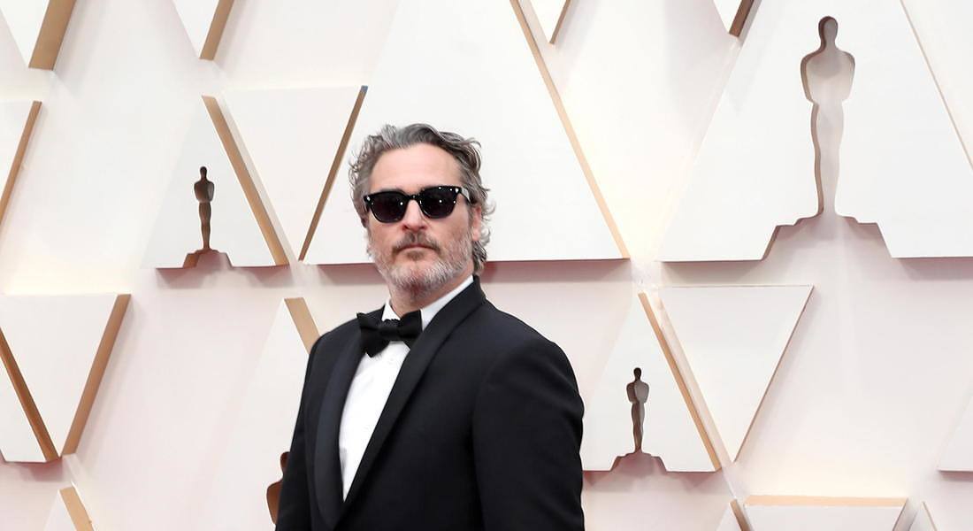 Arrivals - 92nd Academy Awards: Joaquin Phoenix © EPA
