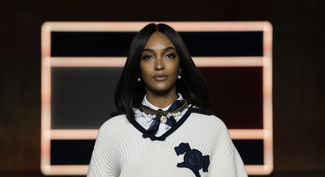 Tommy Hilfiger - Runway - London Fashion Week Autumn Winter collections © EPA