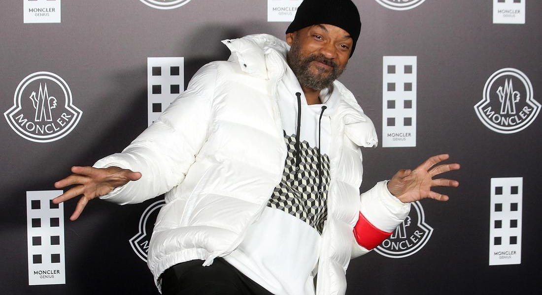 Milano Moda Donna: Moncler, Will Smith © ANSA