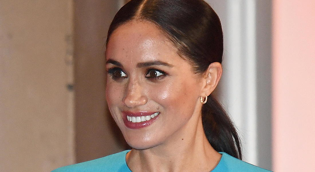 Meghan narrates Disney documentary © EPA